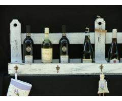 Provence bútor bórtartó 4. alul akasztós