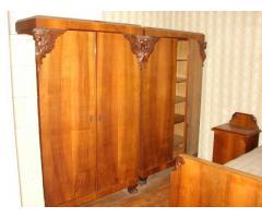 Neobarokk hálószoba bútor és kártyaasztal - Leáraztam!