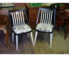 Felújított retro székek 2db.