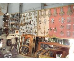 Tolerián Antiknál többféle falikar kapható