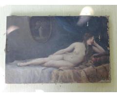 Kárpáthy László festménye