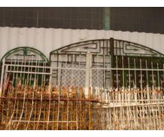Kettő és háromszárnyú kapuk