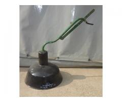 EMAX lámpabúra vastartóval