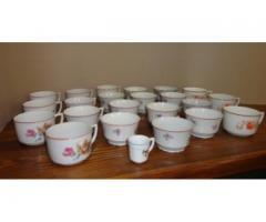 Zsolnay csészék