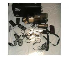 stúdió videó kamera Compact video recorder 900 M