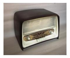 Barna Orion rádió