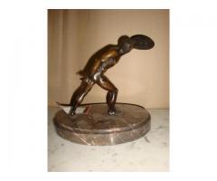 Gladiátor szobor