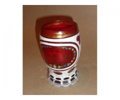 Biedermeier pohár