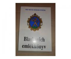 Blaskovich emlékkönyv