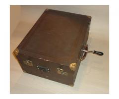 Hordozható táskagramofon