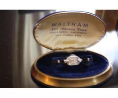 Waltham Női Ékszeróra