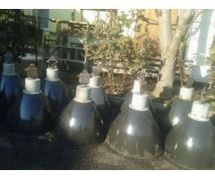 régi ipari lámpa