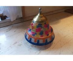 Tiffany mintás lámpa búra eladó!
