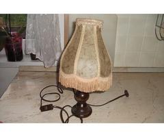 Antik asztali lámpa eladó!