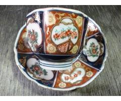 1 személyes IMARl CHINA porcelán kávés készlet