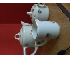 gránit teás készlet