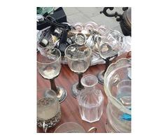 Szecceszíós poharak
