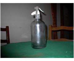 Retro szódásüveg