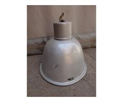 Alumínium csarnoklámpa