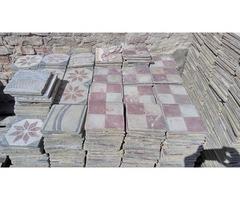 Régi mozaiklap többféle kapható