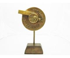 7900 MAGYAR KÉZILABDA SZÖVETSÉG bronzplakett 18 cm