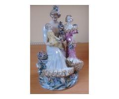 Figurás porcelánok,kerámiák eladók