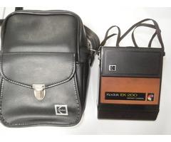 Kodak EK200 instant fényképezőgép + táska gyűjtőknek