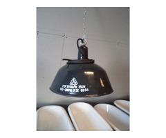 Ipari zománcos csarnok loft retró emax mennyezeti lámpa