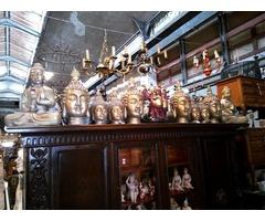 Buddha szobor több féle
