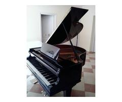 Angol mechanikás zongora