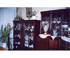 Kozma-barokk ebédlő garnitúra