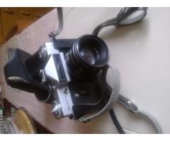 fényképezőgépek (3 db!)