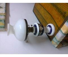 Wallendorf gyönyörű petróleum lámpa
