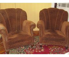 Füles fotel párban