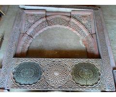 18. sz. márvány kandalló