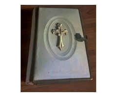 Csontborítású biblia