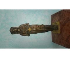 Empire bronz szobor