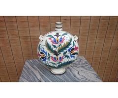 Óriási porcelán kulacs