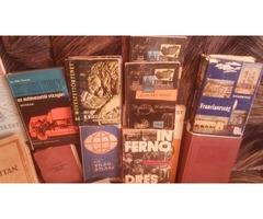 Régi könyvek eladók (1960-1970)