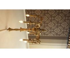 Barokk csillár