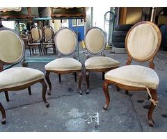 Bieder szék 4 db