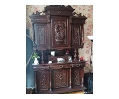Eladó antik francia tálaló szekrény