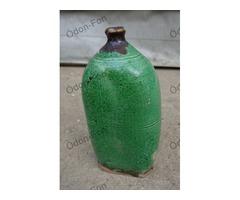 Zöld butélia 1