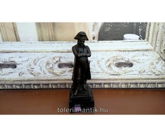 Bronz Napóleon szobor