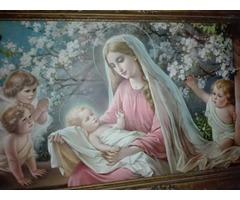 Szűz Mária angyalok közt