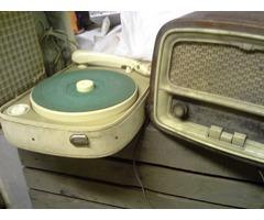 lemezjátszó,rádió