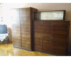 Antik nappali szekrénysor