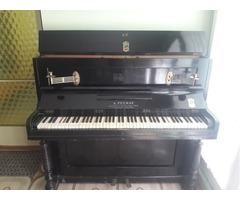 A.Petrof (J. Heitzmann und Sohn aus Wien) régi pianino