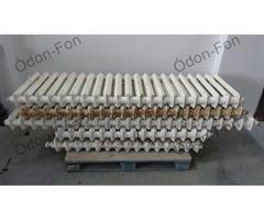 Öntöttvas radiátor 5 db