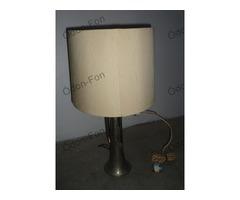 Trombita asztali lámpa